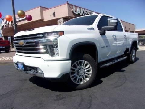 2020 Chevrolet Silverado 2500HD for sale at Lakeside Auto Brokers Inc. in Colorado Springs CO
