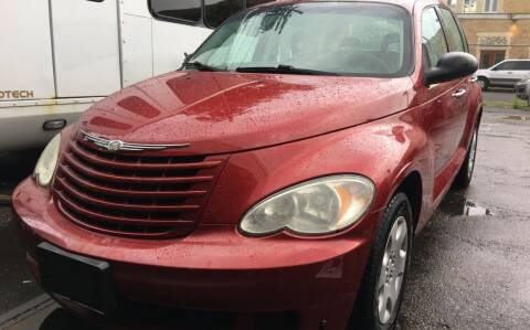 2009 Chrysler PT Cruiser for sale at Jeff Auto Sales INC in Chicago IL