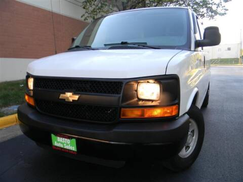 2012 Chevrolet Express Cargo for sale at Dasto Auto Sales in Manassas VA