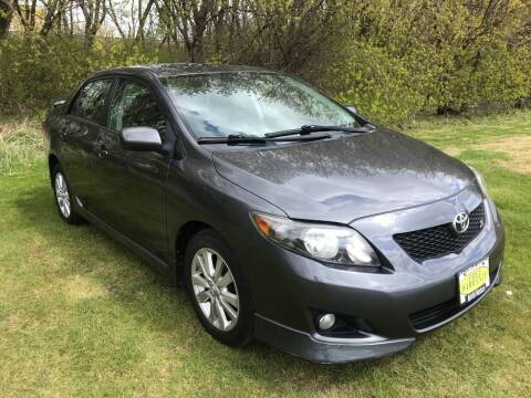2010 Toyota Corolla for sale at M & M Motors in West Allis WI