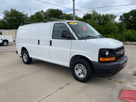 2017 Chevrolet Express Cargo for sale at Foust Fleet Leasing in Topeka KS