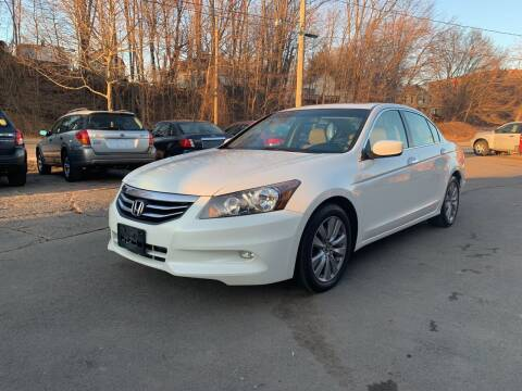 2012 Honda Accord for sale at Manchester Auto Sales in Manchester CT