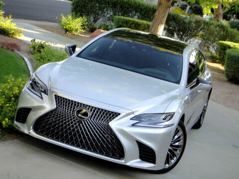 2018 Lexus LS 500 for sale at AZGT LLC in Phoenix AZ