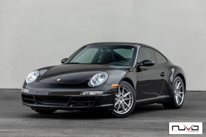 2008 Porsche 911 for sale at Nuvo Trade in Newport Beach CA