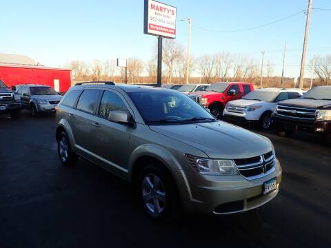 2011 Dodge Journey for sale at Marty's Auto Sales in Savage MN