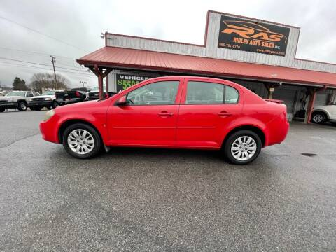 2009 Chevrolet Cobalt for sale at Ridley Auto Sales, Inc. in White Pine TN