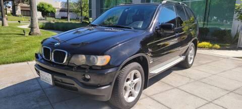 2003 BMW X5 for sale at Top Motors in San Jose CA