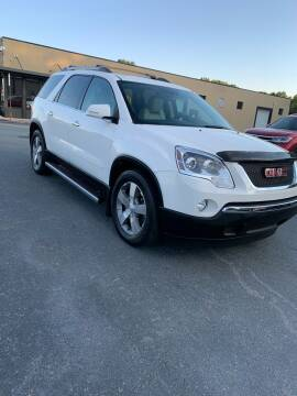 2011 GMC Acadia for sale at EMH Imports LLC in Monroe NC