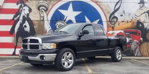 2004 Dodge Ram Pickup 1500 for sale at G T Auto Group in Goodlettsville TN