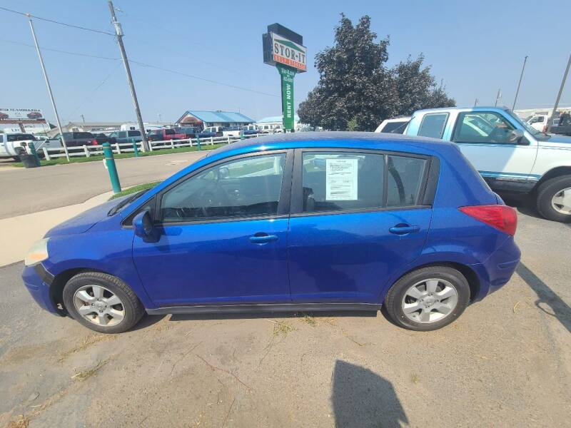 2009 Nissan Versa for sale at HUM MOTORS in Caldwell ID