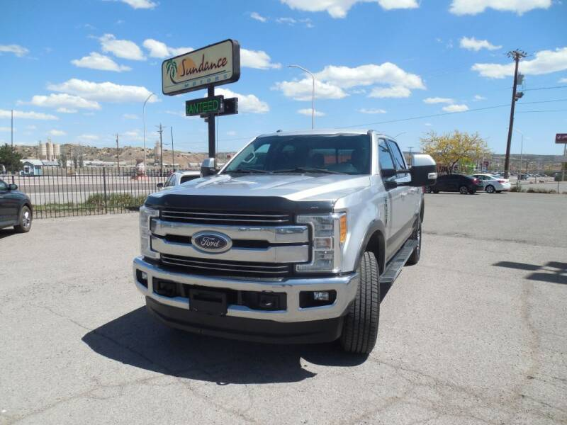 2017 Ford F-250 Super Duty for sale at Sundance Motors in Gallup NM