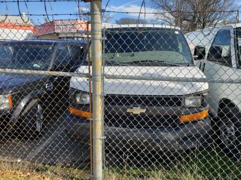2007 Chevrolet Express Cargo for sale at Jimmys Auto INC in Washington DC