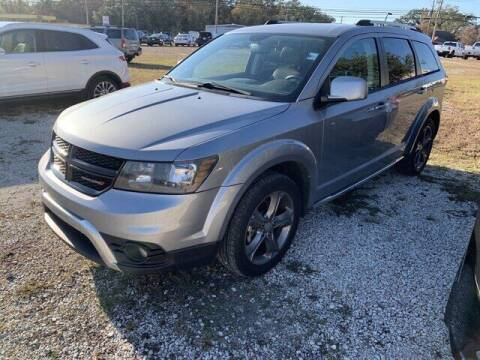 2016 Dodge Journey for sale at CROWN  DODGE CHRYSLER JEEP RAM FIAT in Pascagoula MS