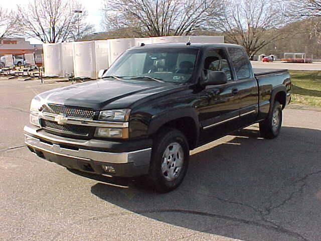2004 Chevrolet Silverado 1500 4dr Extended Cab LT 4WD SB - Pittsburgh PA