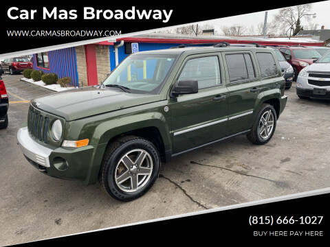 2008 Jeep Patriot for sale at Car Mas Broadway in Crest Hill IL