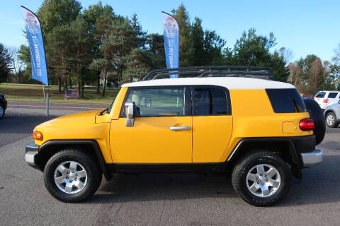 2008 Toyota FJ Cruiser for sale at GEG Automotive in Gilbertsville PA