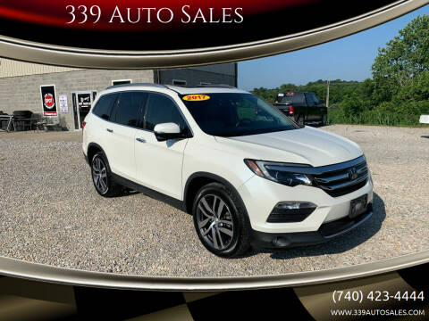2017 Honda Pilot for sale at 339 Auto Sales in Belpre OH