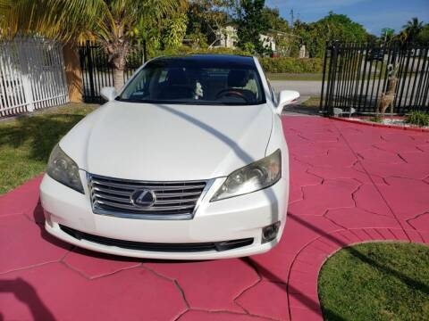 2012 Lexus ES 350 for sale at Best 4 Less Auto Center in Opelika AL