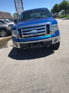 2009 Ford F-150 for sale at El Rancho Auto Sales in Marshall MN