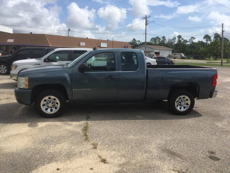 2009 Chevrolet Silverado 1500 for sale at Autofinders in Gulfport MS