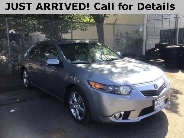 2012 Acura TSX for sale at Toyota of Seattle in Seattle WA