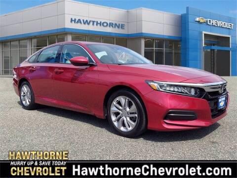 2019 Honda Accord for sale at Hawthorne Chevrolet in Hawthorne NJ