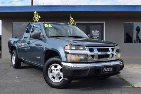 2006 Isuzu i-Series for sale at AUTO NATIX in Tulare CA