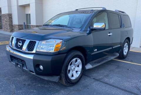 2006 Nissan Armada for sale at Carland Auto Sales INC. in Portsmouth VA