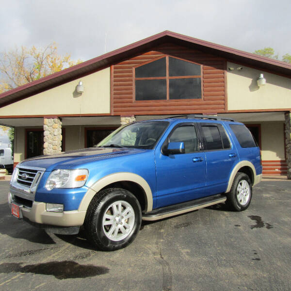 2010 Ford Explorer for sale at PRIME RATE MOTORS in Sheridan WY