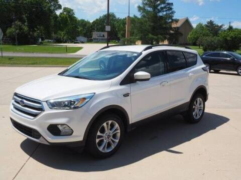 2017 Ford Escape for sale at Capital Fleet  & Remarketing  Auto Finance in Columbia Heights MN