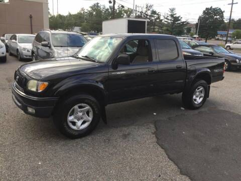 2004 Toyota Tacoma for sale at Matrone and Son Auto in Tallman NY