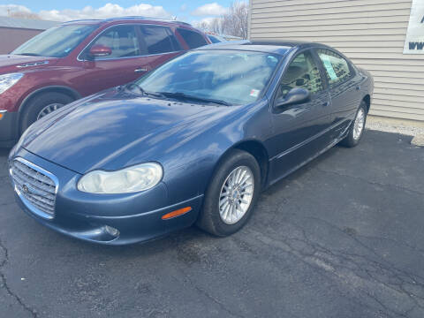 2002 Chrysler Concorde for sale at MARK CRIST MOTORSPORTS in Angola IN
