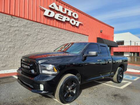 2014 RAM Ram Pickup 1500 for sale at Auto Depot - Madison in Madison TN
