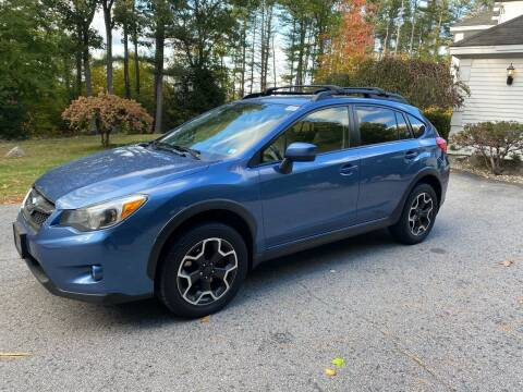 2015 Subaru XV Crosstrek for sale at Amherst Street Auto in Manchester NH
