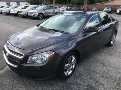 2010 Chevrolet Malibu for sale at Denny's Auto Sales in Fort Myers FL