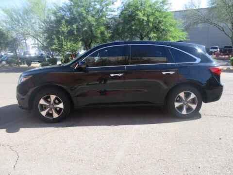 2016 Acura MDX for sale at Corporate Auto Wholesale in Phoenix AZ