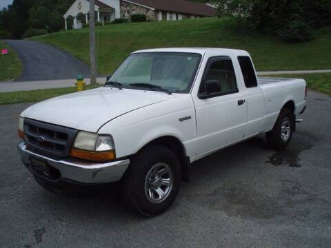 2000 Ford Ranger for sale at Worthington Motor Co, Inc in Clinton TN