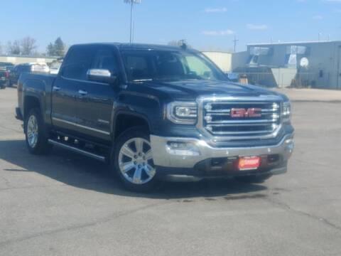 2018 GMC Sierra 1500 for sale at Rocky Mountain Commercial Trucks in Casper WY
