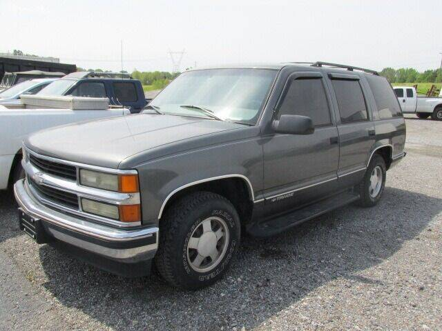 1999 Chevrolet Tahoe for sale at 412 Motors in Friendship TN