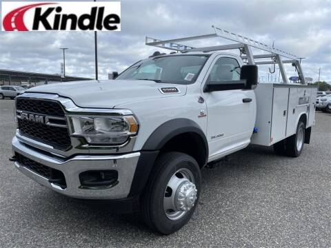 2021 RAM Ram Chassis 5500 for sale at Kindle Auto Plaza in Cape May Court House NJ