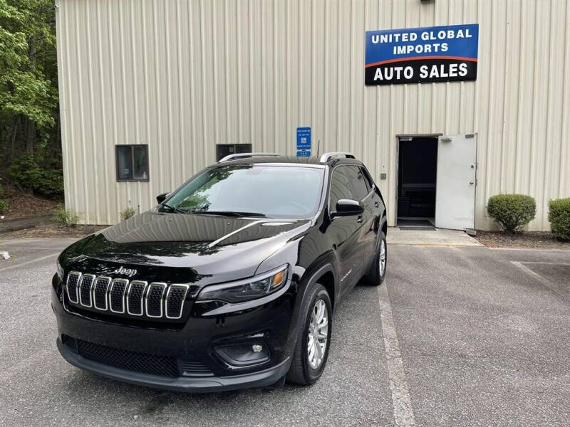 2019 Jeep Cherokee for sale in Cumming, GA