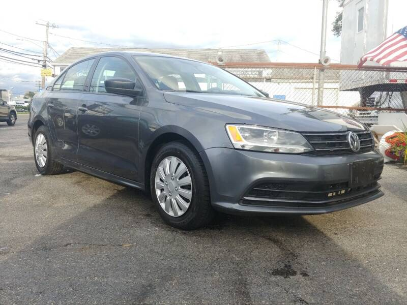 2015 Volkswagen Jetta for sale at Viking Auto Group in Bethpage NY