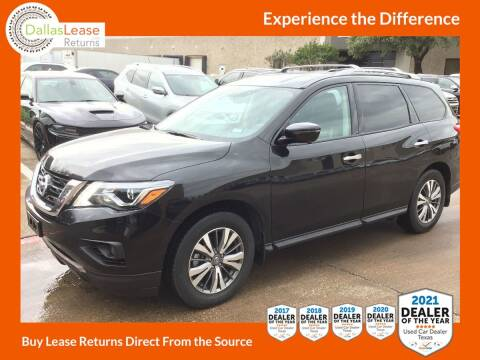 2020 Nissan Pathfinder for sale at Dallas Auto Finance in Dallas TX