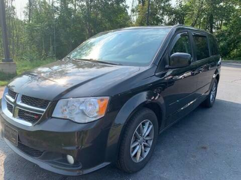 2015 Dodge Grand Caravan for sale at Lighthouse Auto Sales in Holland MI