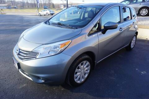 2015 Nissan Versa Note for sale at MyEzAutoBroker.com in Mount Vernon OH