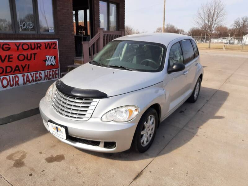 2007 Chrysler PT Cruiser for sale at CARS4LESS AUTO SALES in Lincoln NE