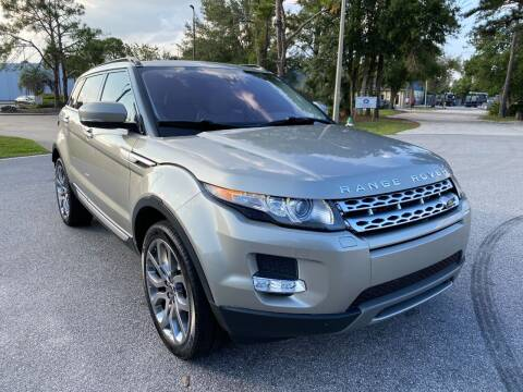 2013 Land Rover Range Rover Evoque for sale at Global Auto Exchange in Longwood FL