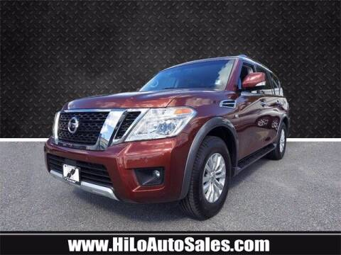 2017 Nissan Armada for sale at BuyFromAndy.com at Hi Lo Auto Sales in Frederick MD