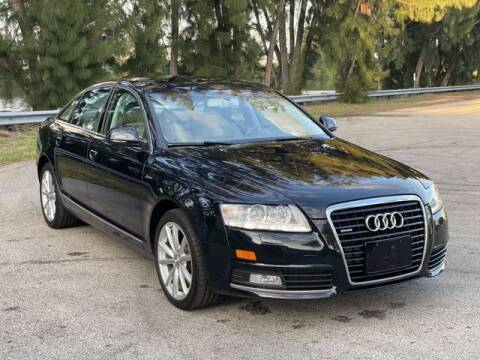 2010 Audi A6 for sale at Exclusive Impex Inc in Davie FL