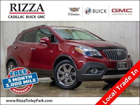 2014 Buick Encore for sale at Rizza Buick GMC Cadillac in Tinley Park IL